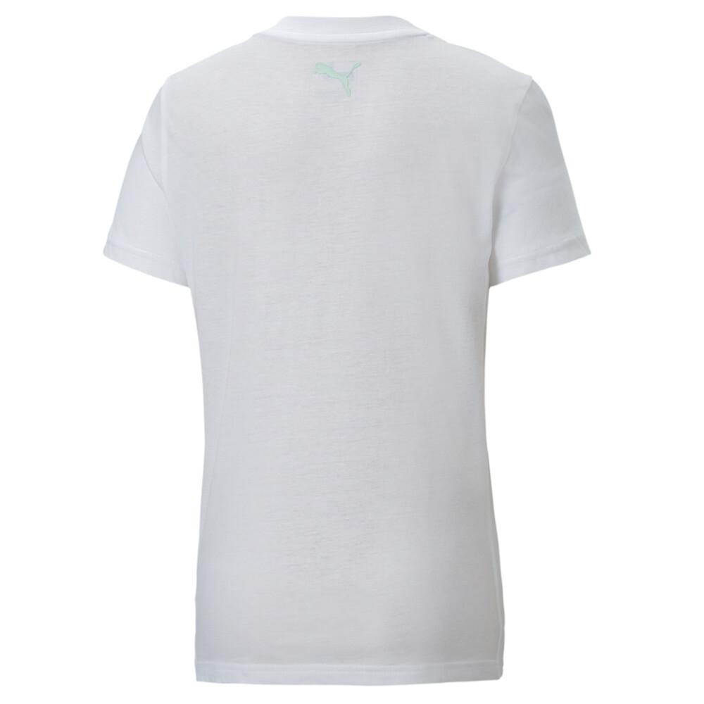 Изображение Puma Детская футболка Modern Sports Logo Tee #2