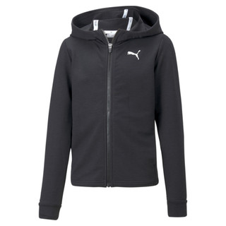 Image PUMA Modern Sports Full Zip Girls' Hoodie