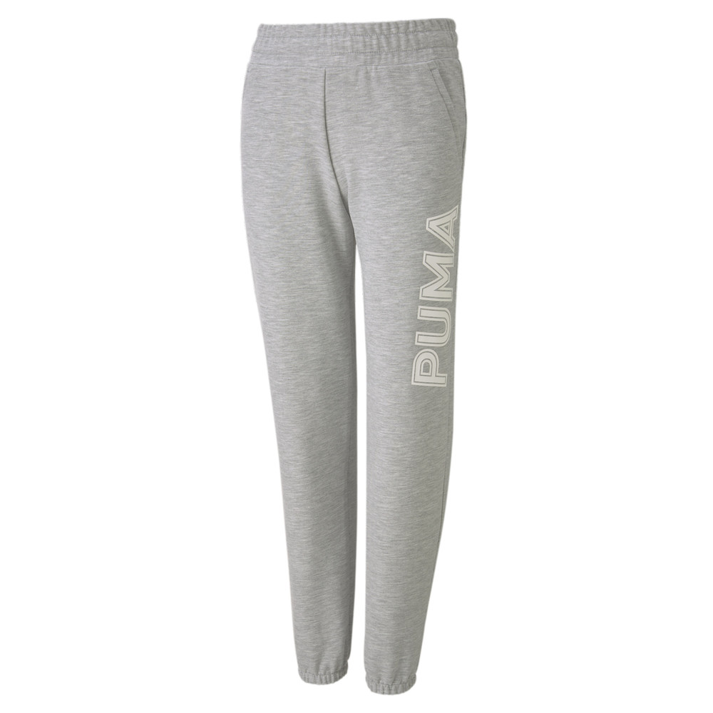 Image PUMA Modern Sports Girls' Sweatpants #1