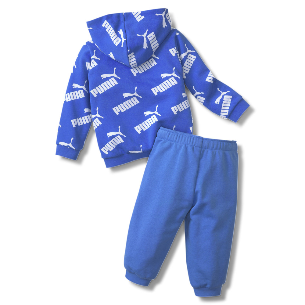Image PUMA Minicats Amplified Babies' Sweat Suit #2
