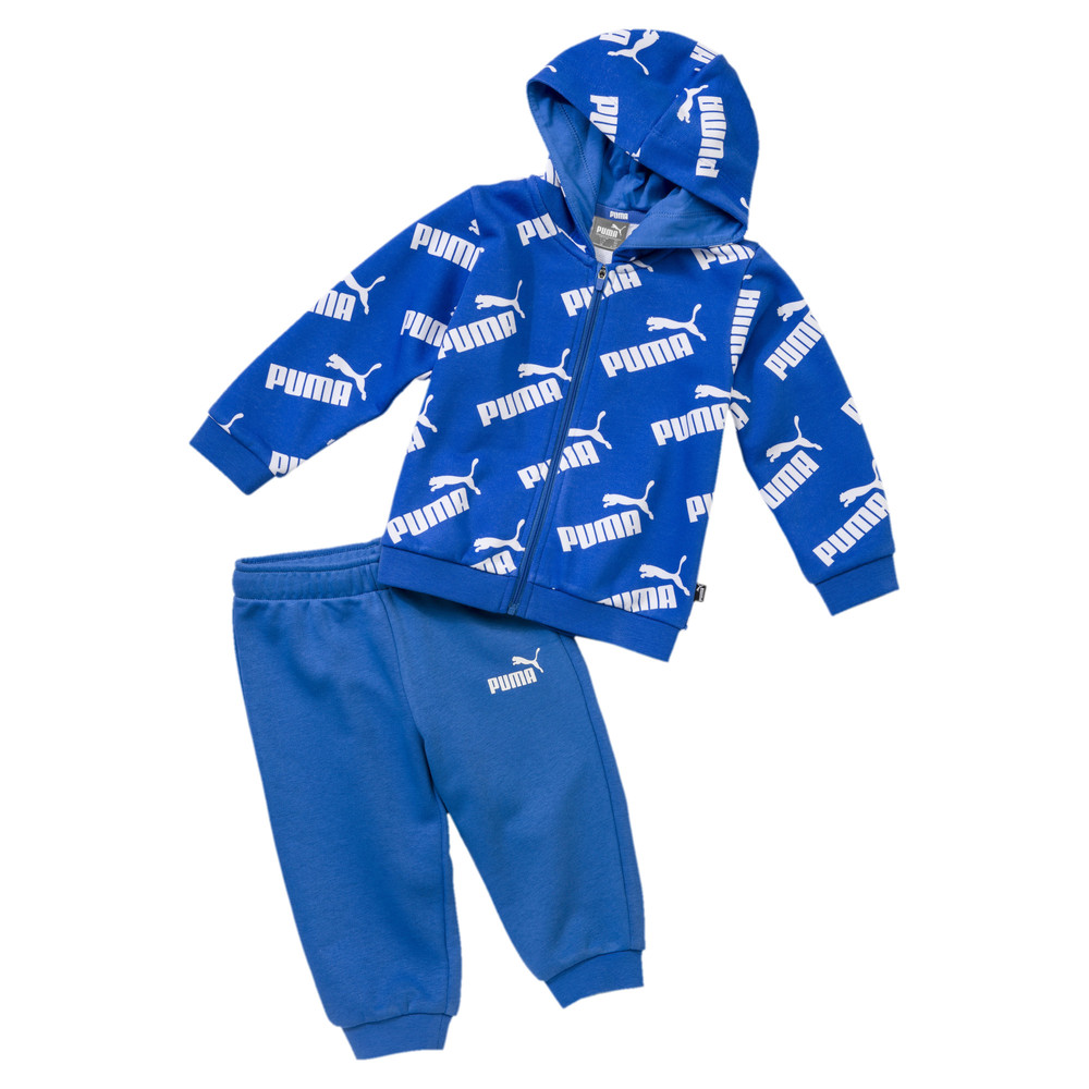 Image PUMA Minicats Amplified Babies' Sweat Suit #1