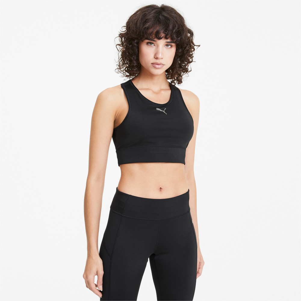 Image PUMA Sleeveless Women's Cropped Top #1