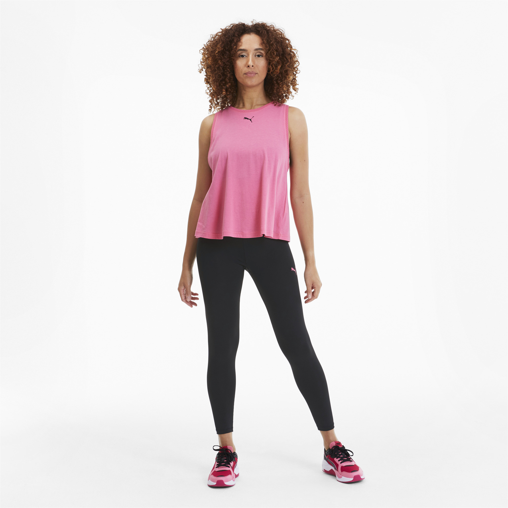 PUMA-Modern-Sports-Women-039-s-Band-Leggings-Women-Basics thumbnail 6
