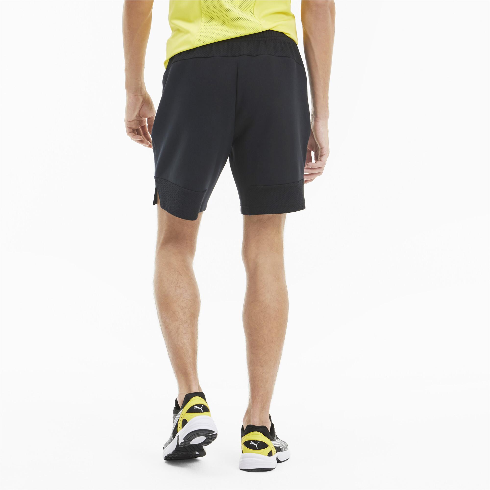 PUMA-Evostripe-Men-039-s-Shorts-Men-Knitted-Shorts-Basics thumbnail 5