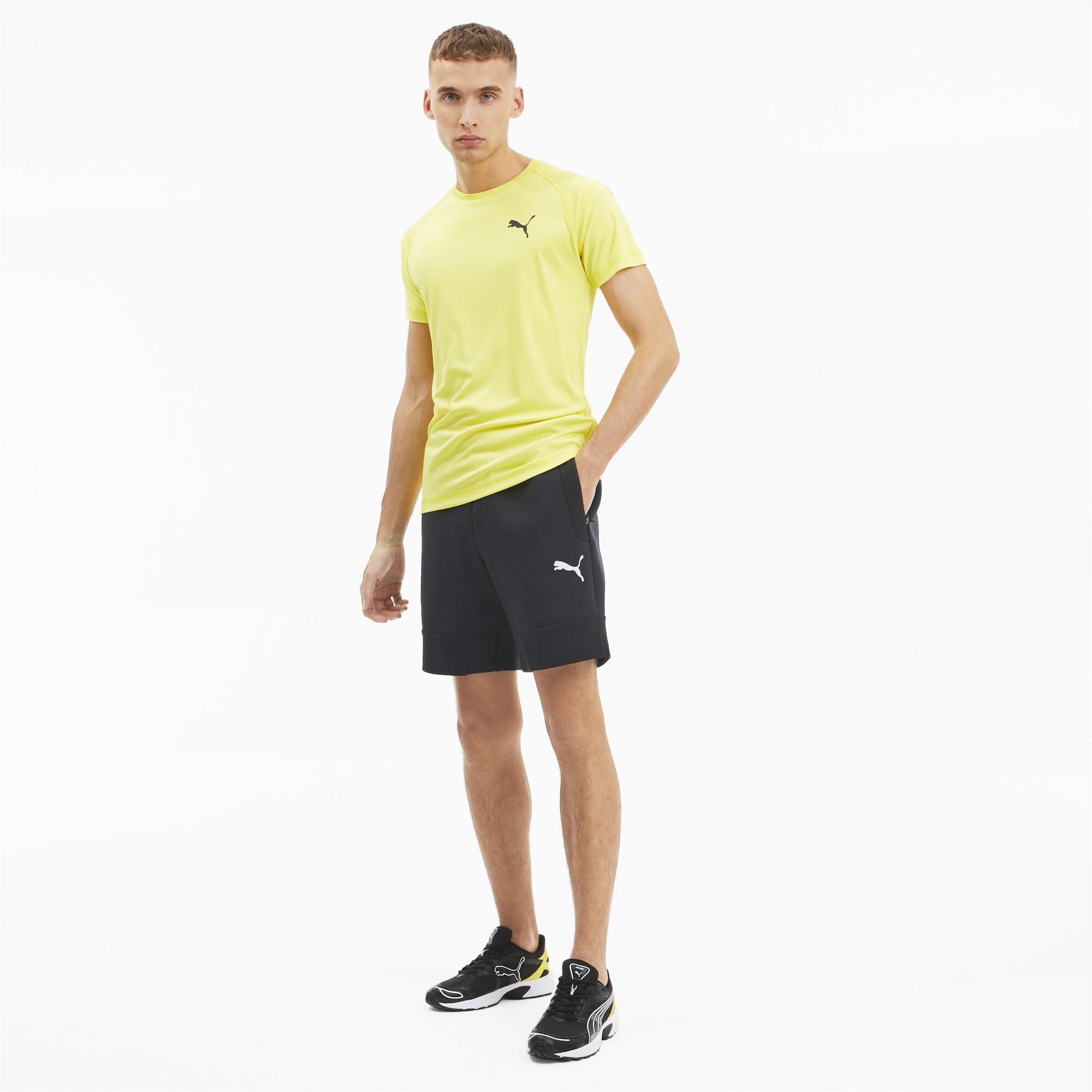 PUMA-Evostripe-Men-039-s-Shorts-Men-Knitted-Shorts-Basics thumbnail 6