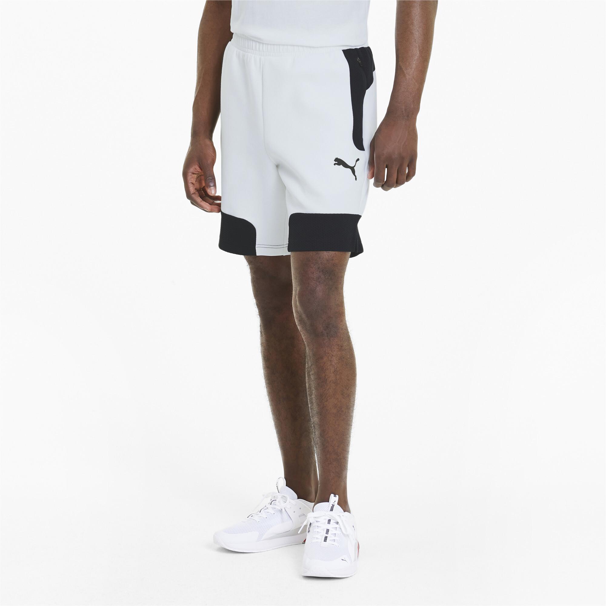PUMA-Evostripe-Men-039-s-Shorts-Men-Knitted-Shorts-Basics thumbnail 20