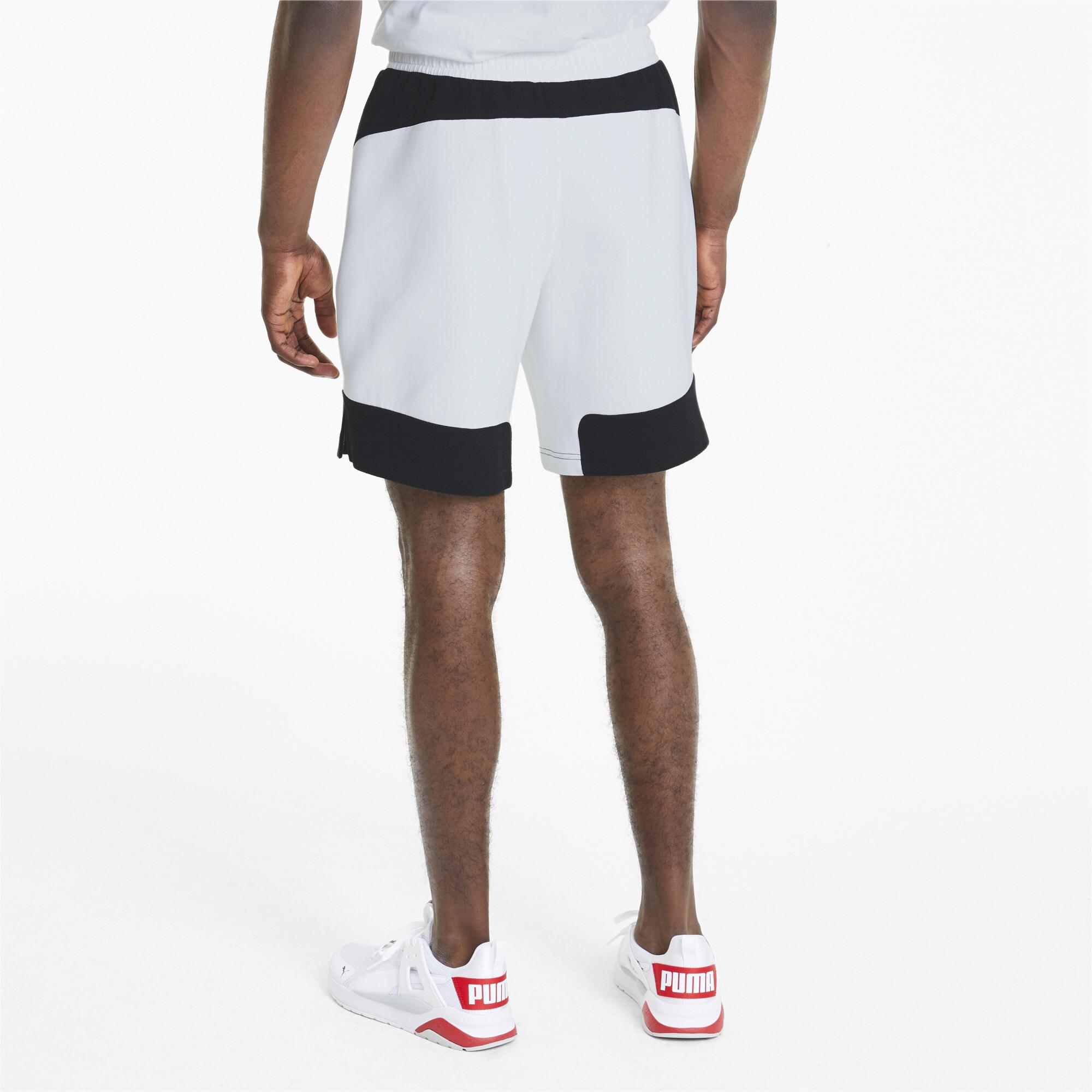 PUMA-Evostripe-Men-039-s-Shorts-Men-Knitted-Shorts-Basics thumbnail 21