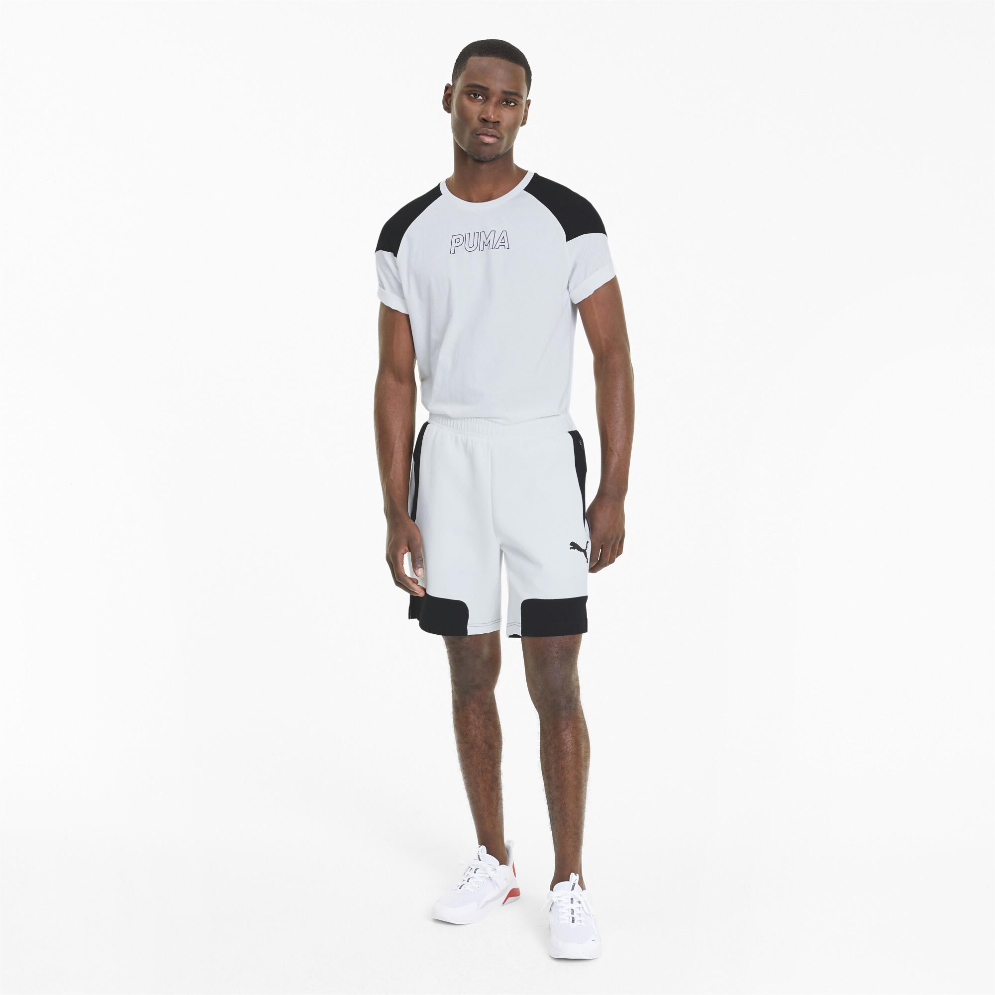 PUMA-Evostripe-Men-039-s-Shorts-Men-Knitted-Shorts-Basics thumbnail 22