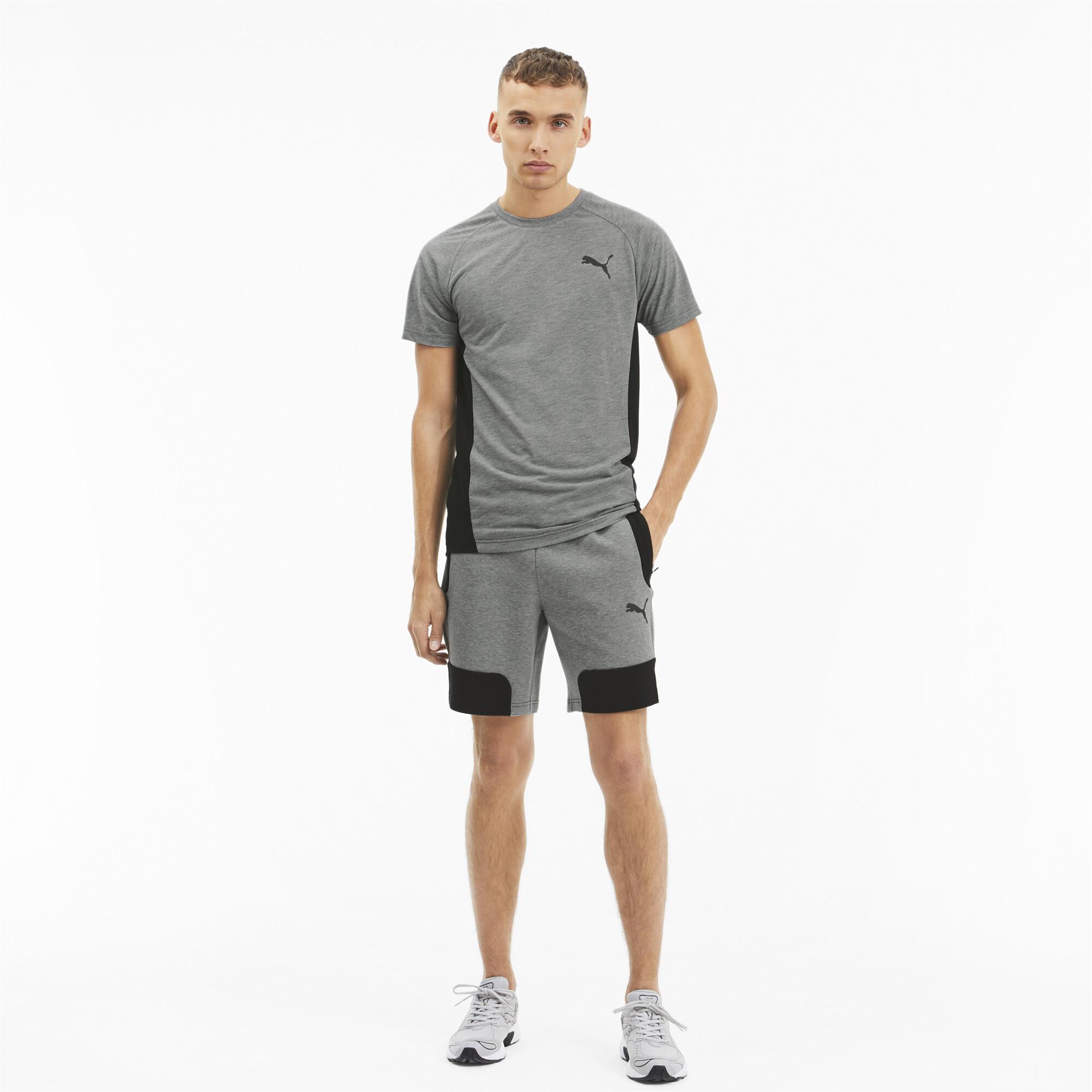 PUMA-Evostripe-Men-039-s-Shorts-Men-Knitted-Shorts-Basics thumbnail 17