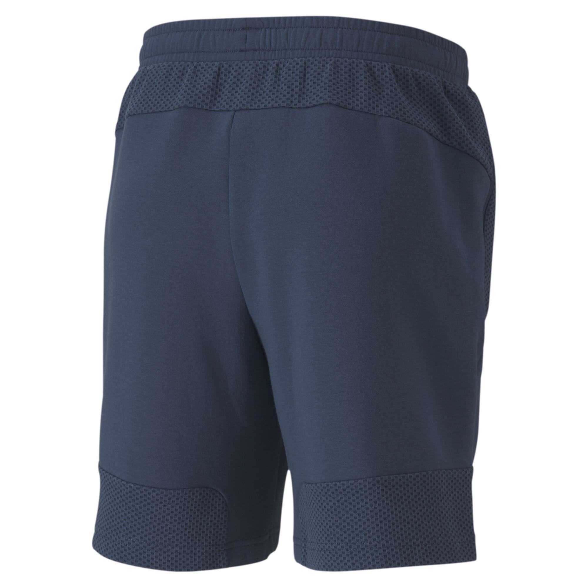 PUMA-Evostripe-Men-039-s-Shorts-Men-Knitted-Shorts-Basics thumbnail 8