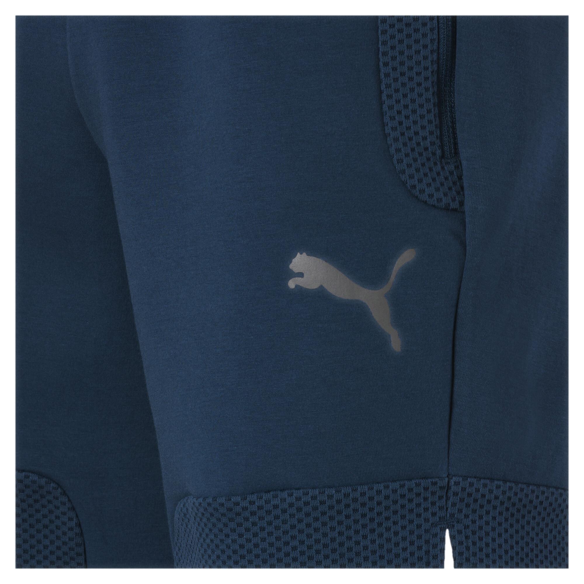 PUMA-Evostripe-Men-039-s-Shorts-Men-Knitted-Shorts-Basics thumbnail 12