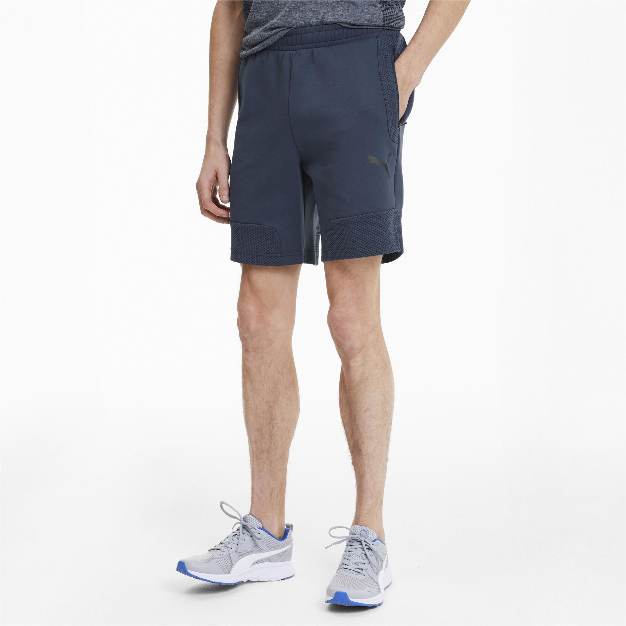 PUMA-Evostripe-Men-039-s-Shorts-Men-Knitted-Shorts-Basics thumbnail 9