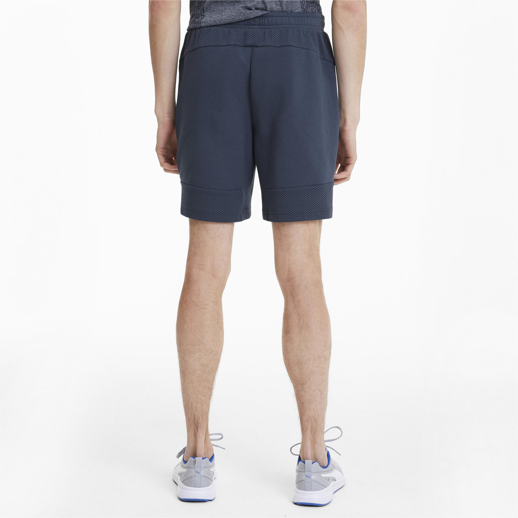 PUMA-Evostripe-Men-039-s-Shorts-Men-Knitted-Shorts-Basics thumbnail 10