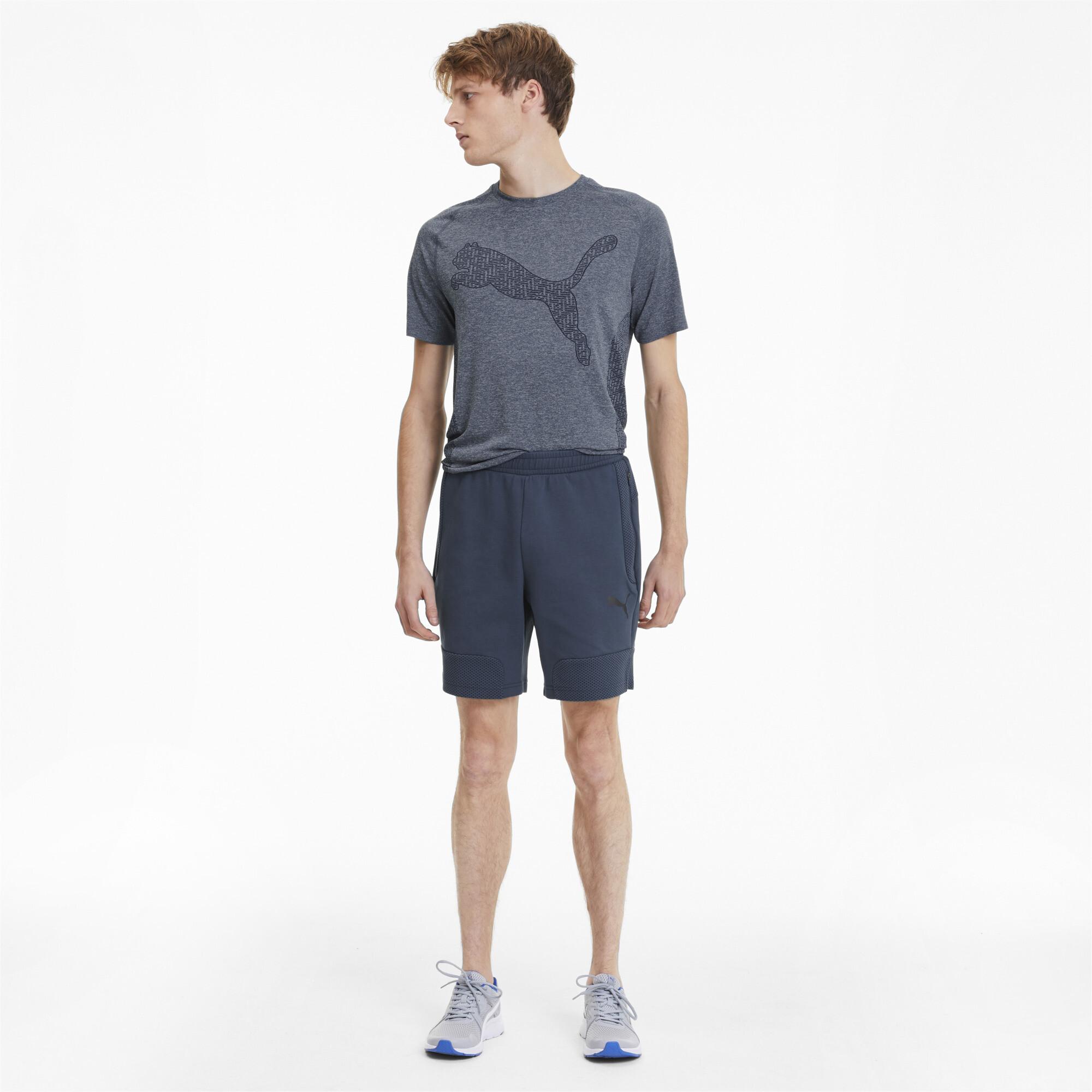 PUMA-Evostripe-Men-039-s-Shorts-Men-Knitted-Shorts-Basics thumbnail 11