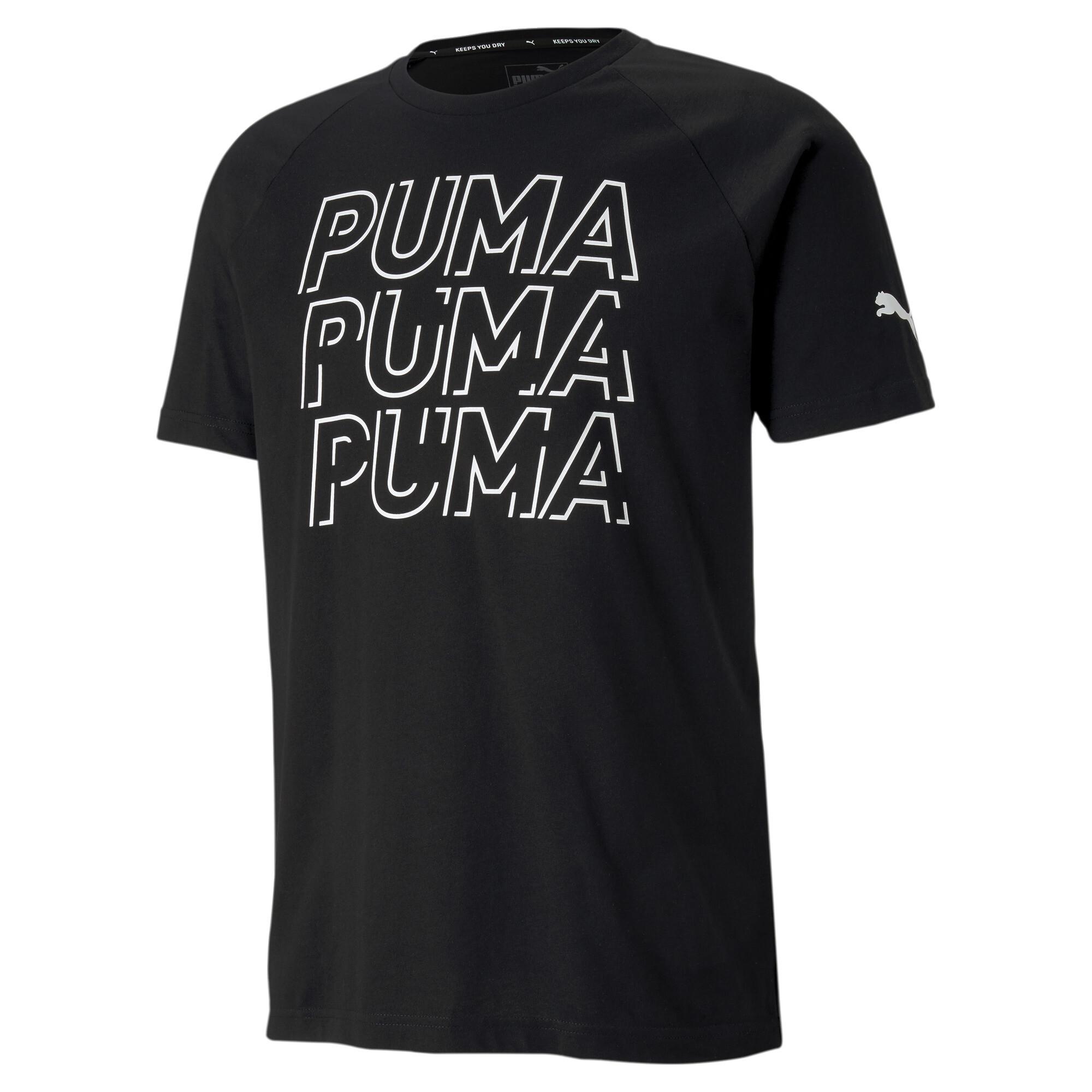 PUMA-Modern-Sports-Men-039-s-Logo-Tee-Men-Tee-Basics thumbnail 8