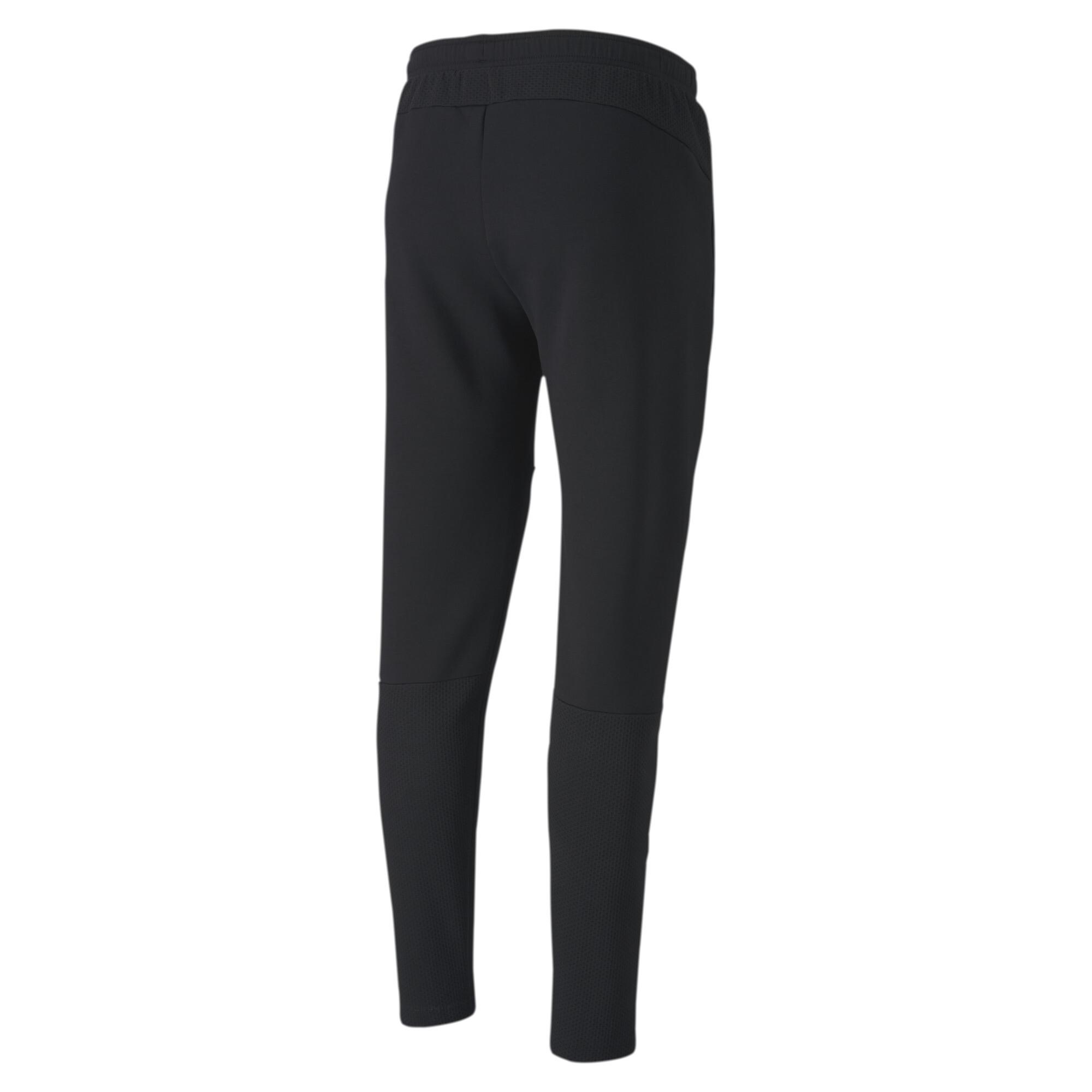 PUMA-Evostripe-Men-039-s-Sweatpants-Men-Knitted-Pants-Basics thumbnail 3
