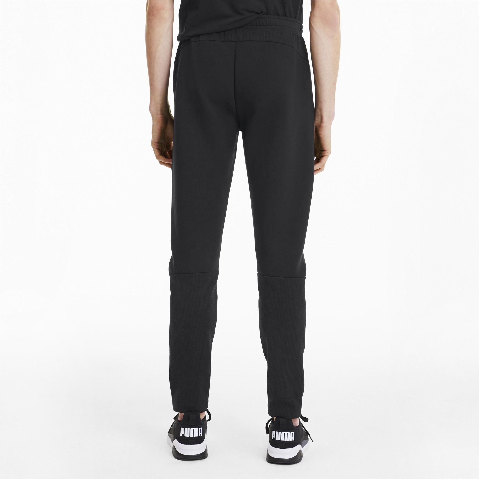PUMA-Evostripe-Men-039-s-Sweatpants-Men-Knitted-Pants-Basics thumbnail 5