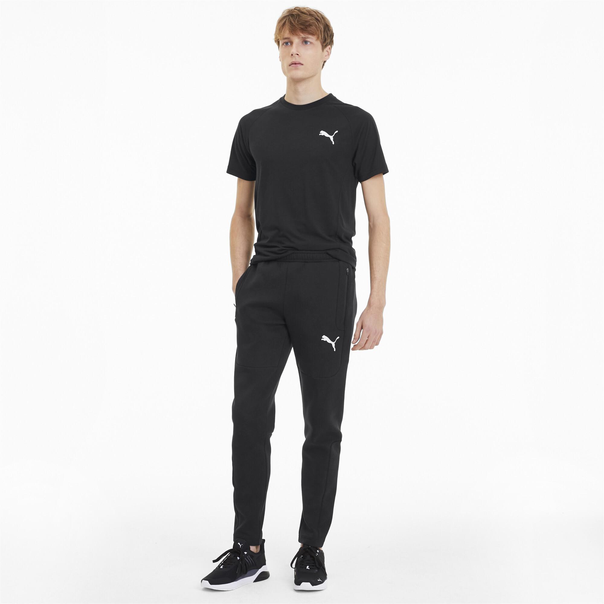 PUMA-Evostripe-Men-039-s-Sweatpants-Men-Knitted-Pants-Basics thumbnail 6