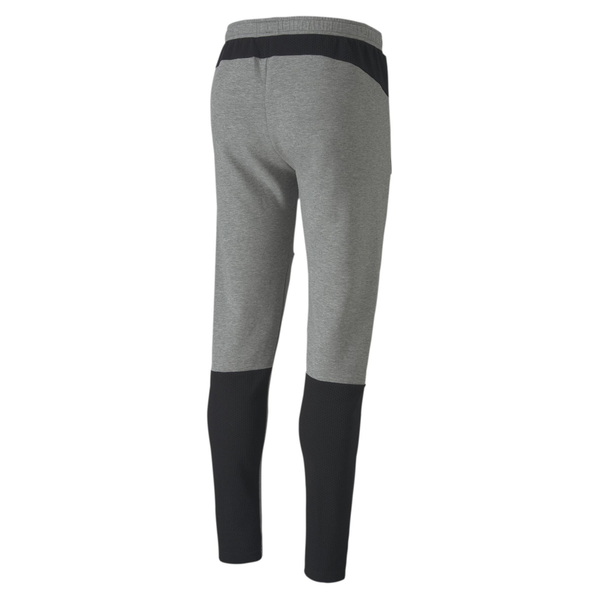 PUMA-Evostripe-Men-039-s-Sweatpants-Men-Knitted-Pants-Basics thumbnail 9