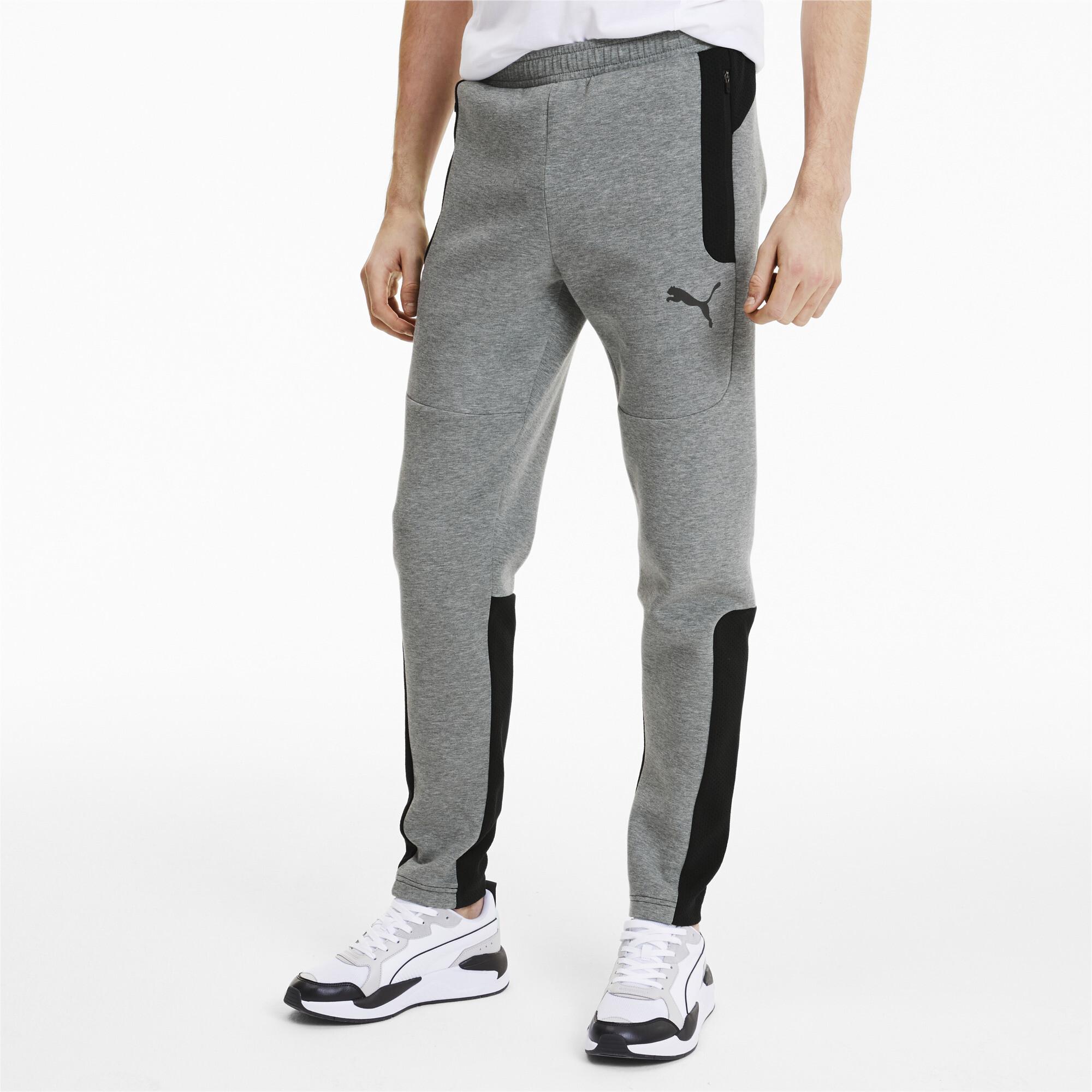 PUMA-Evostripe-Men-039-s-Sweatpants-Men-Knitted-Pants-Basics thumbnail 10