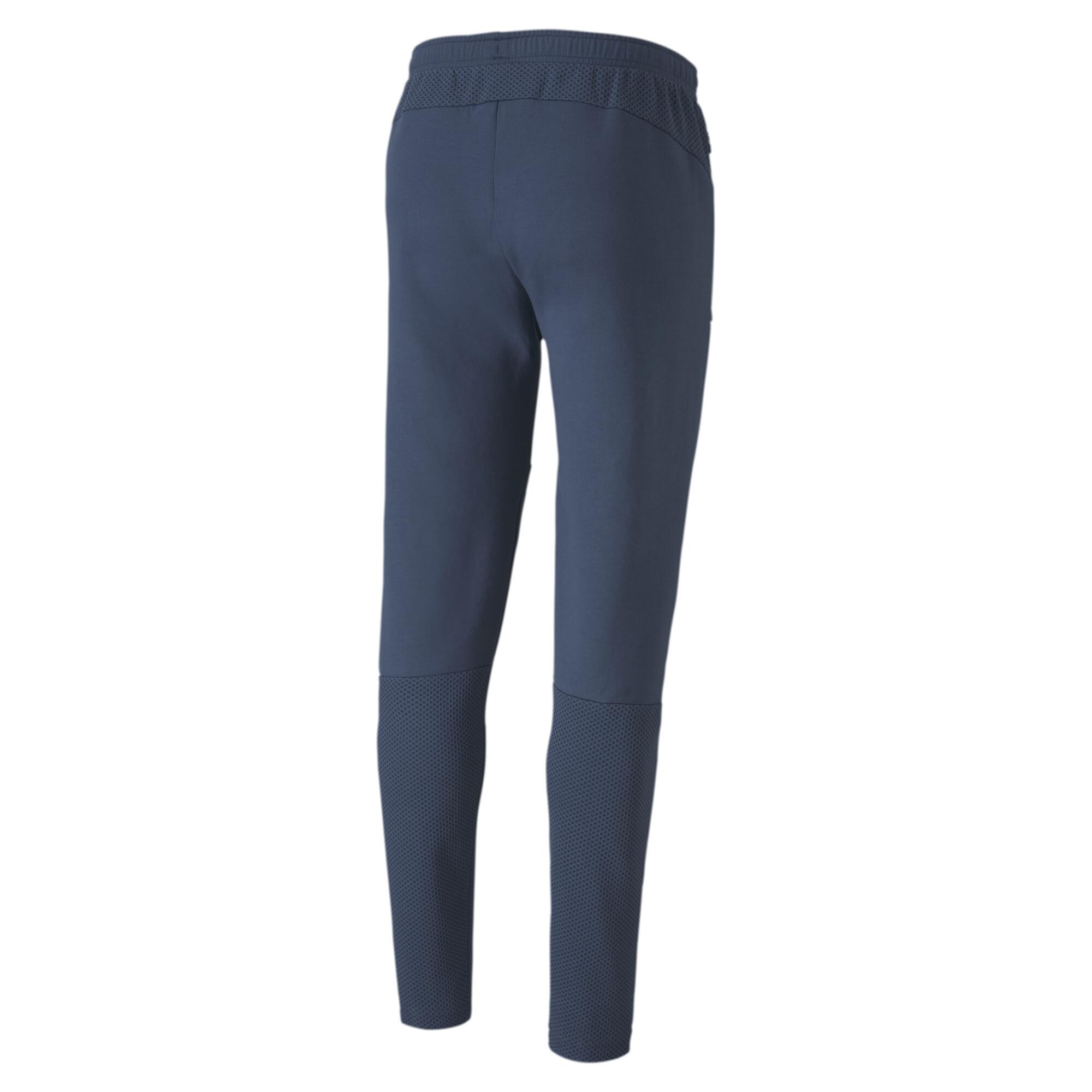 PUMA-Evostripe-Men-039-s-Sweatpants-Men-Knitted-Pants-Basics thumbnail 15
