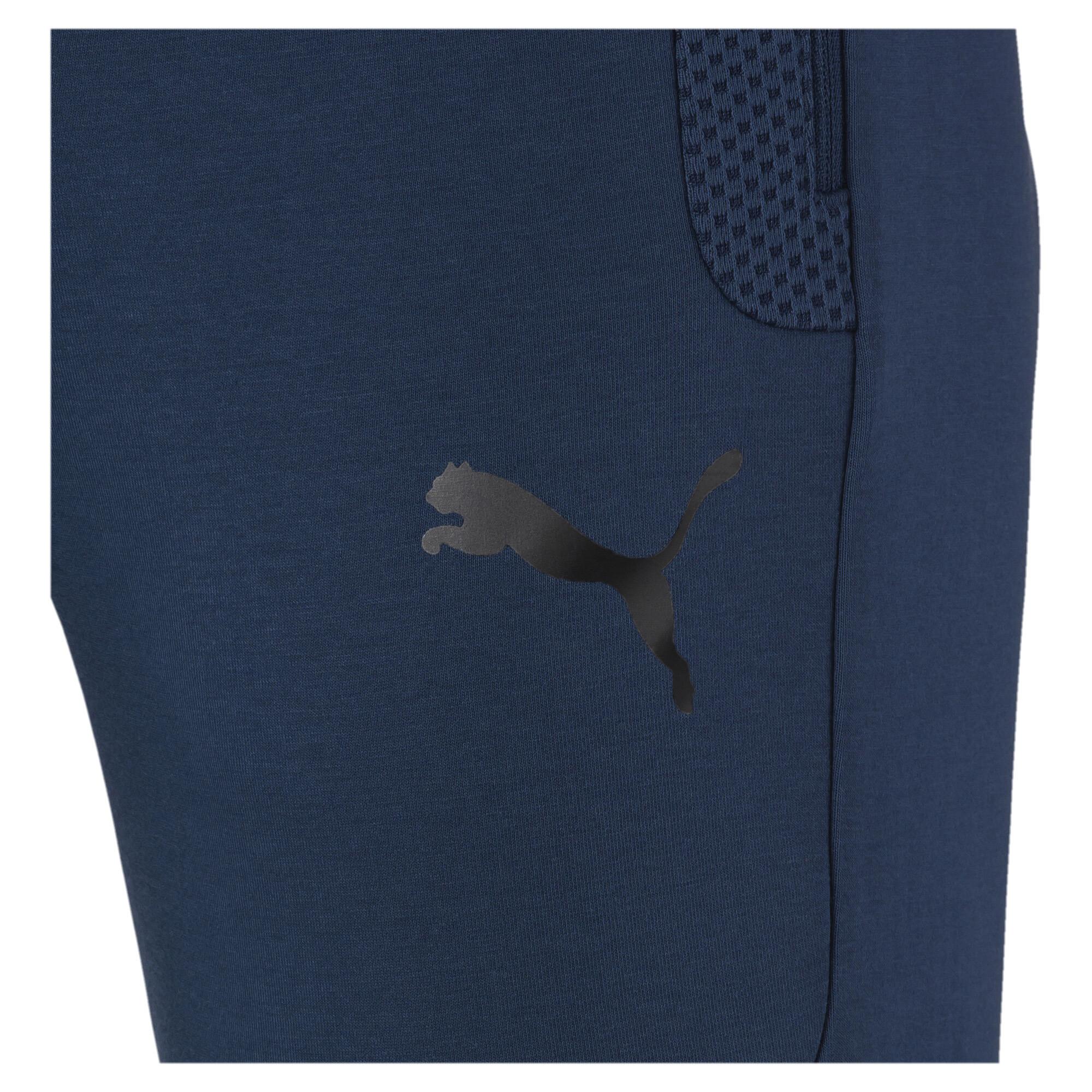 PUMA-Evostripe-Men-039-s-Sweatpants-Men-Knitted-Pants-Basics thumbnail 19