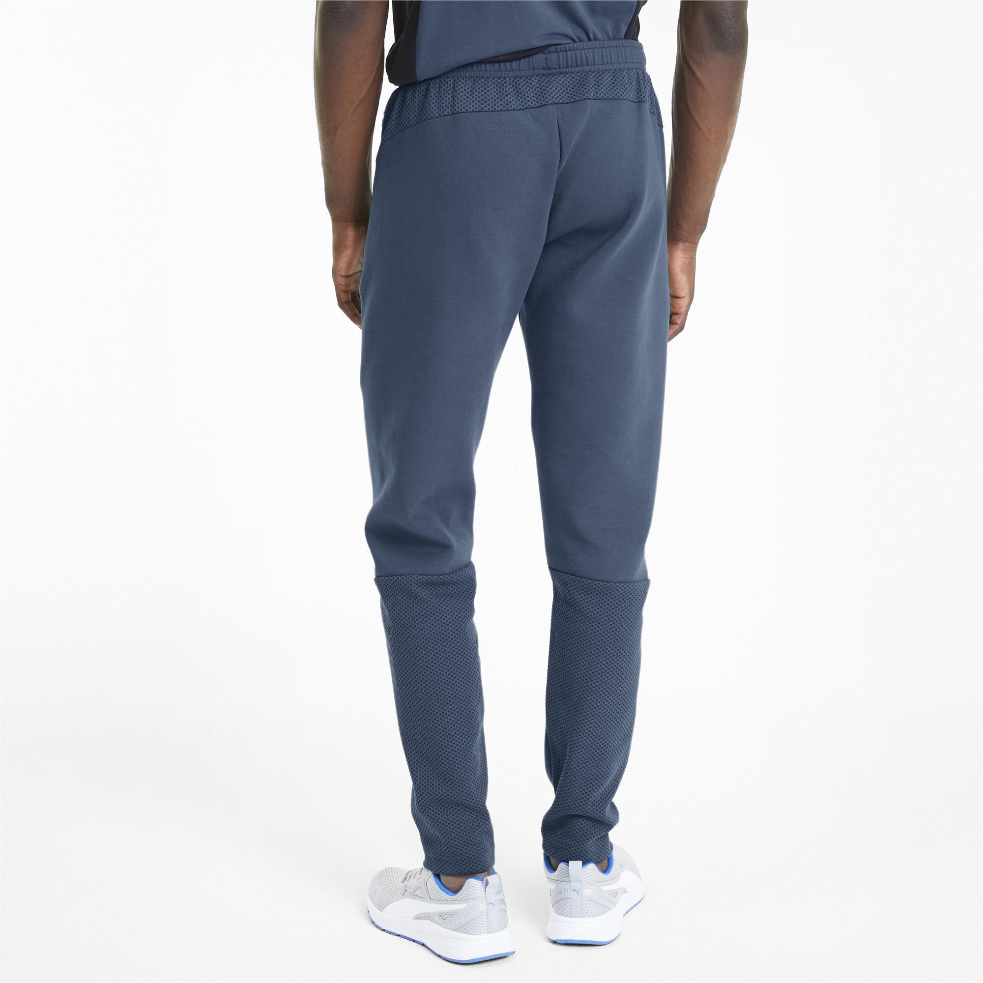 PUMA-Evostripe-Men-039-s-Sweatpants-Men-Knitted-Pants-Basics thumbnail 17