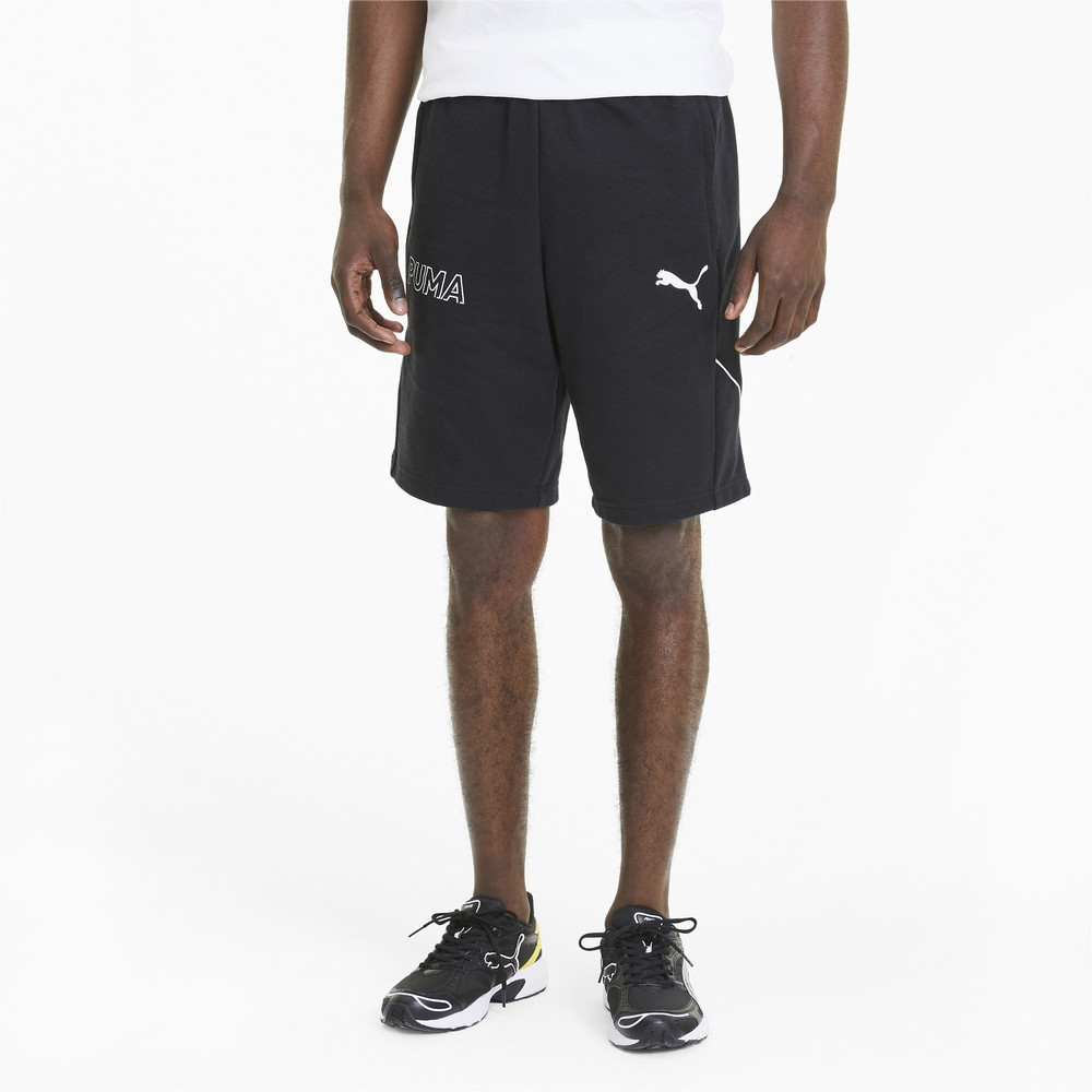 Image PUMA Modern Sports Knitted Men's Shorts #1