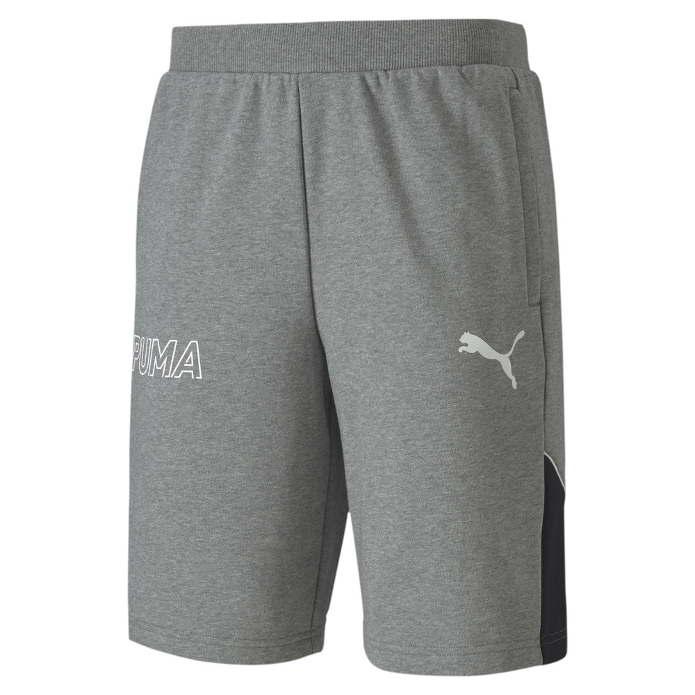 Image PUMA Modern Sports Knitted Men's Shorts #1