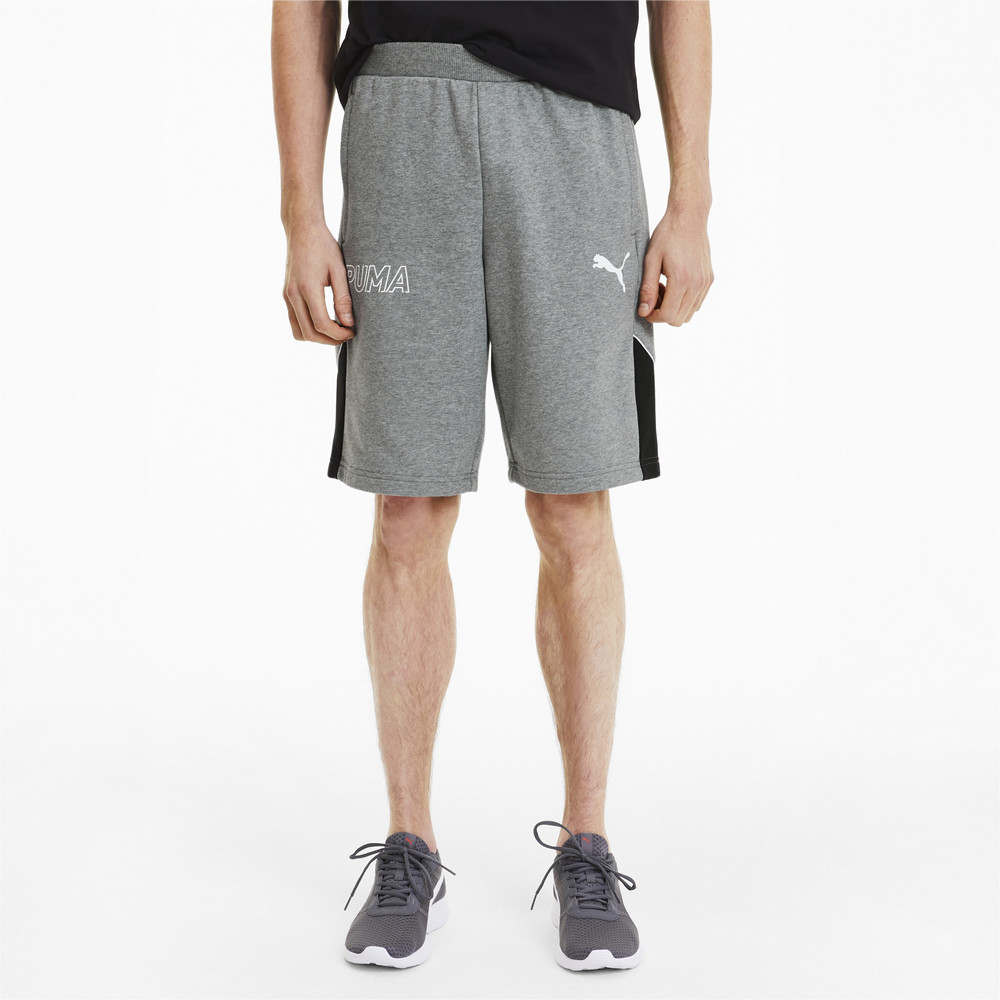 Image PUMA Modern Sports Knitted Men's Shorts #2