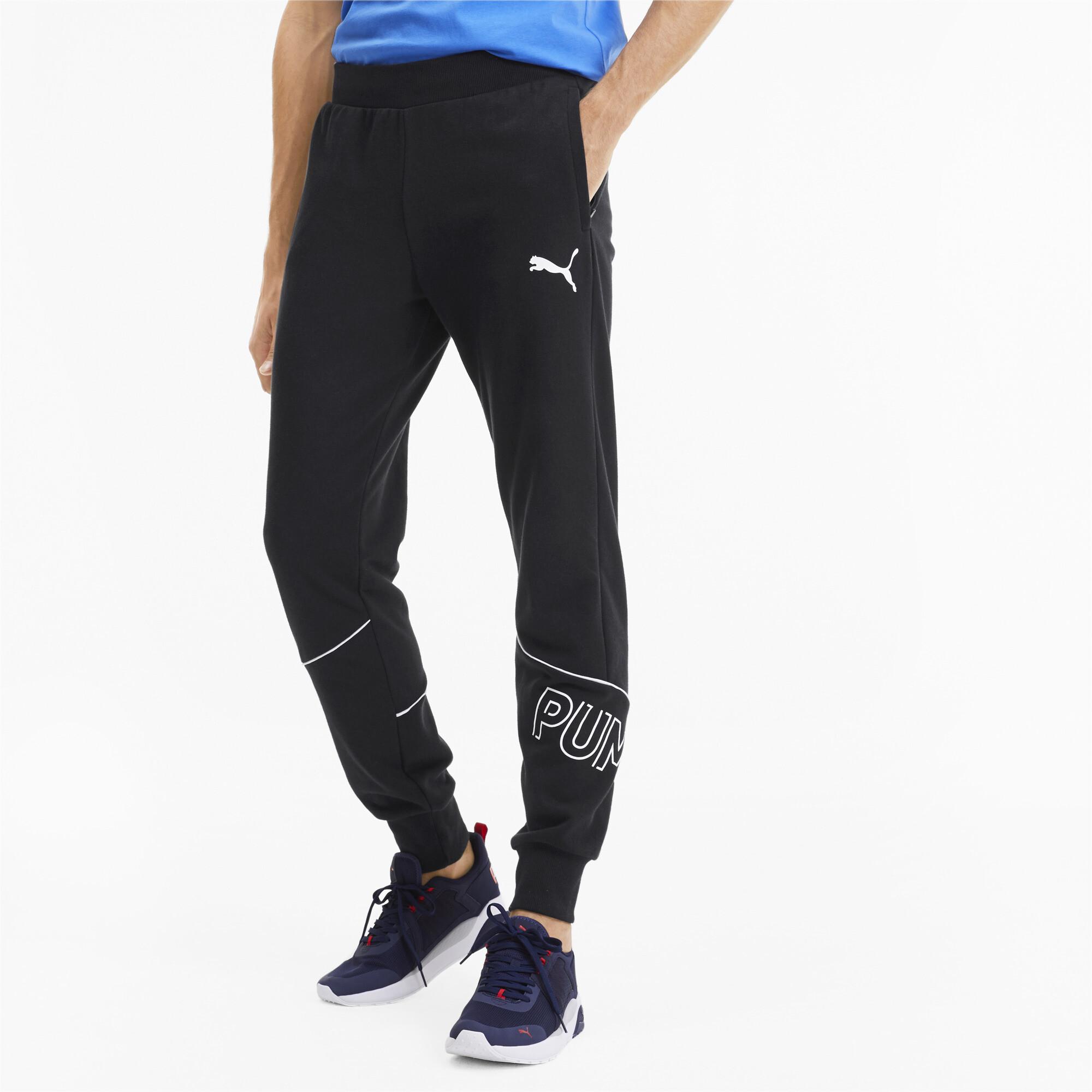 PUMA-Men-039-s-Modern-Sports-Sweatpants thumbnail 9
