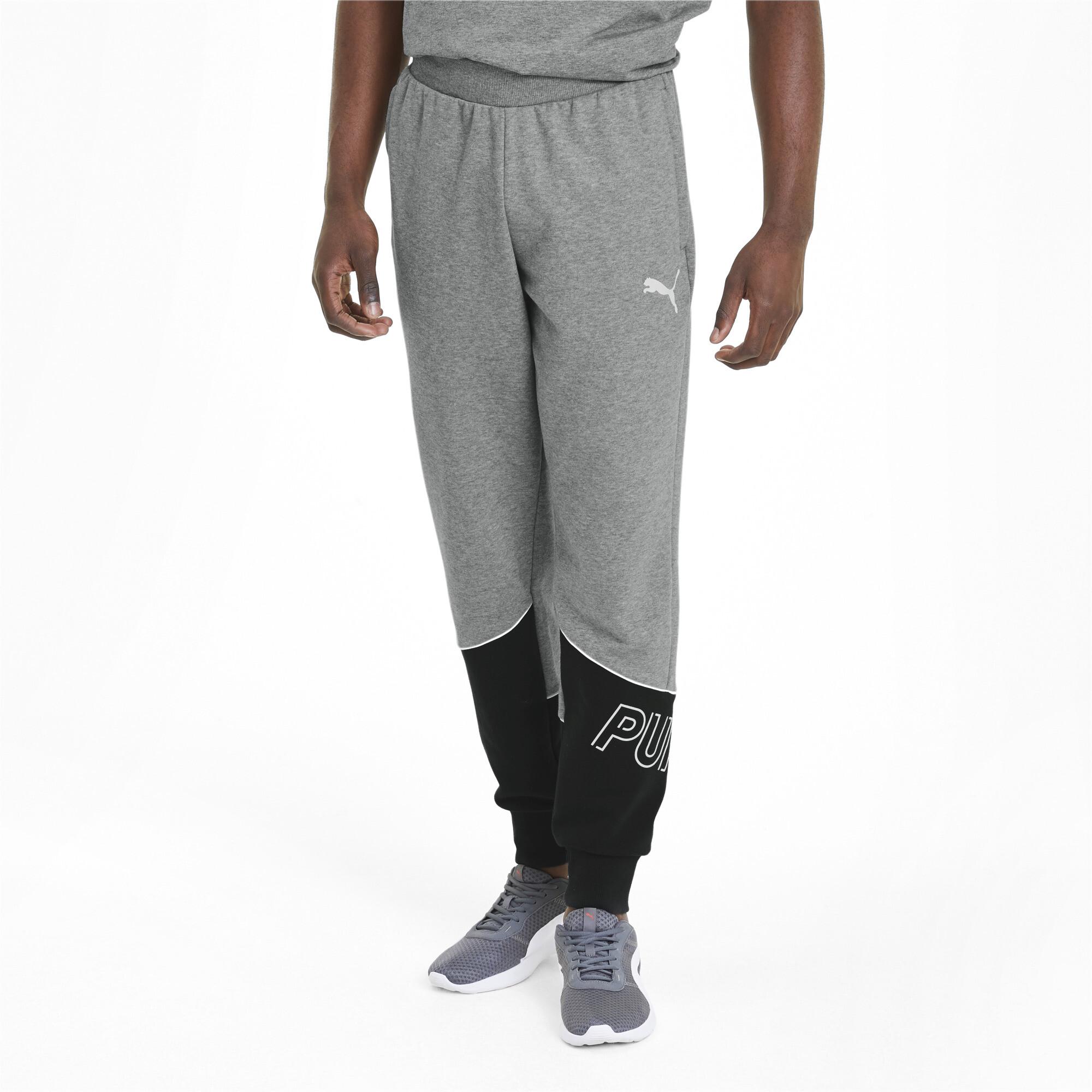 PUMA-Men-039-s-Modern-Sports-Sweatpants thumbnail 4