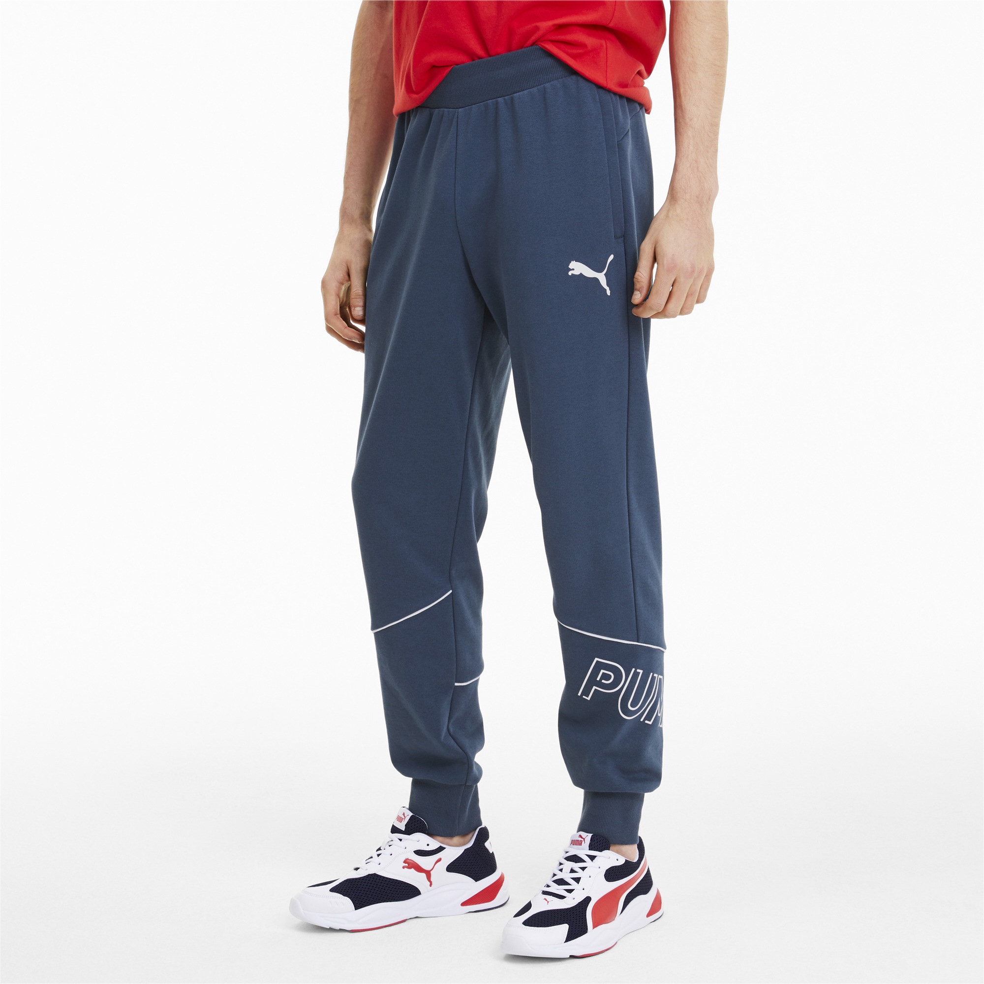 PUMA-Men-039-s-Modern-Sports-Sweatpants thumbnail 14