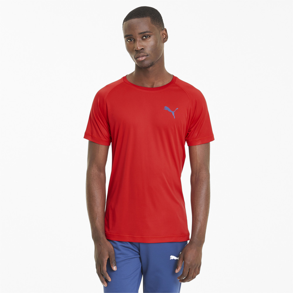 Image PUMA Slim Fit Men's Training Tee #2