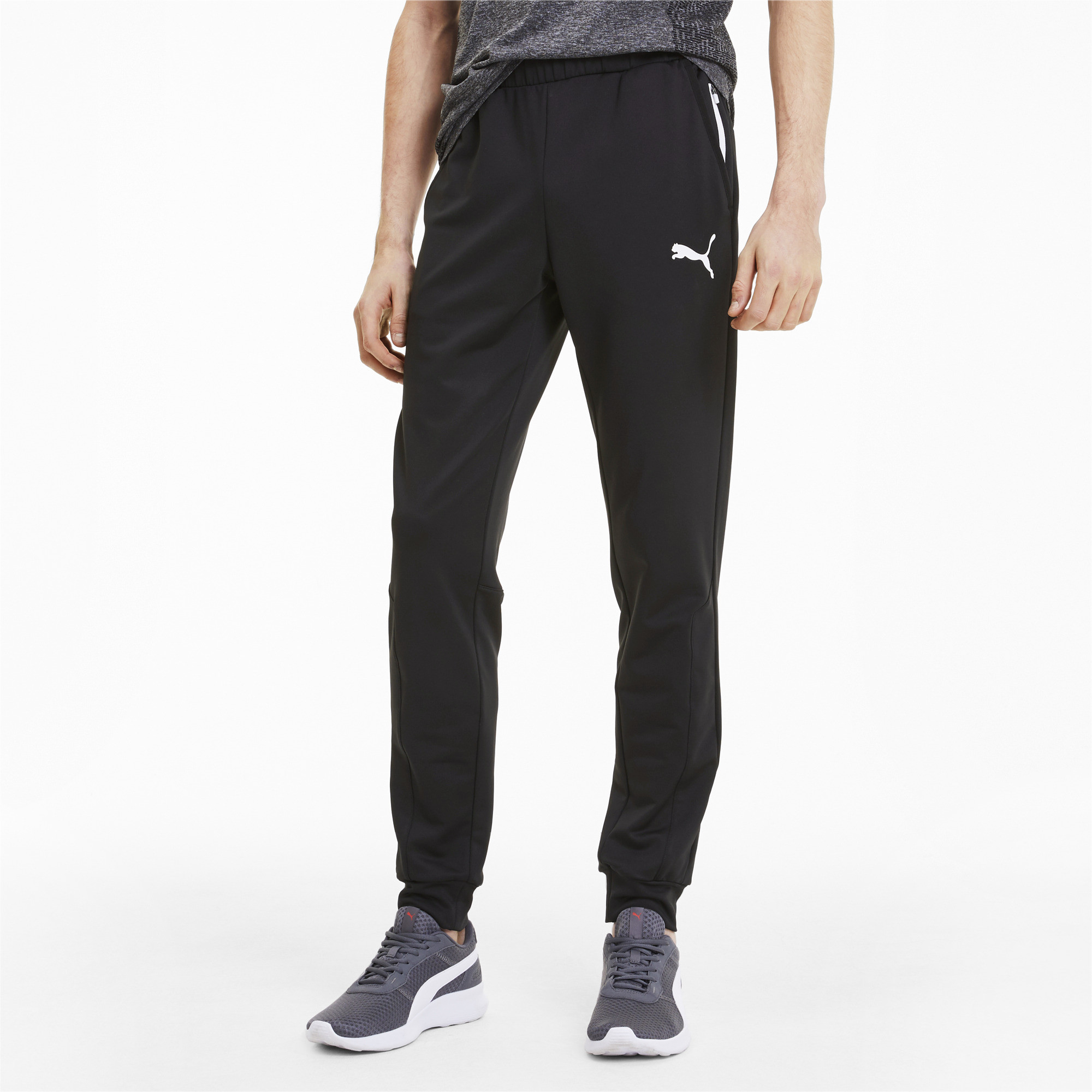 PUMA-RTG-Men-039-s-Knitted-Pants-Men-Knitted-Pants-Basics thumbnail 4
