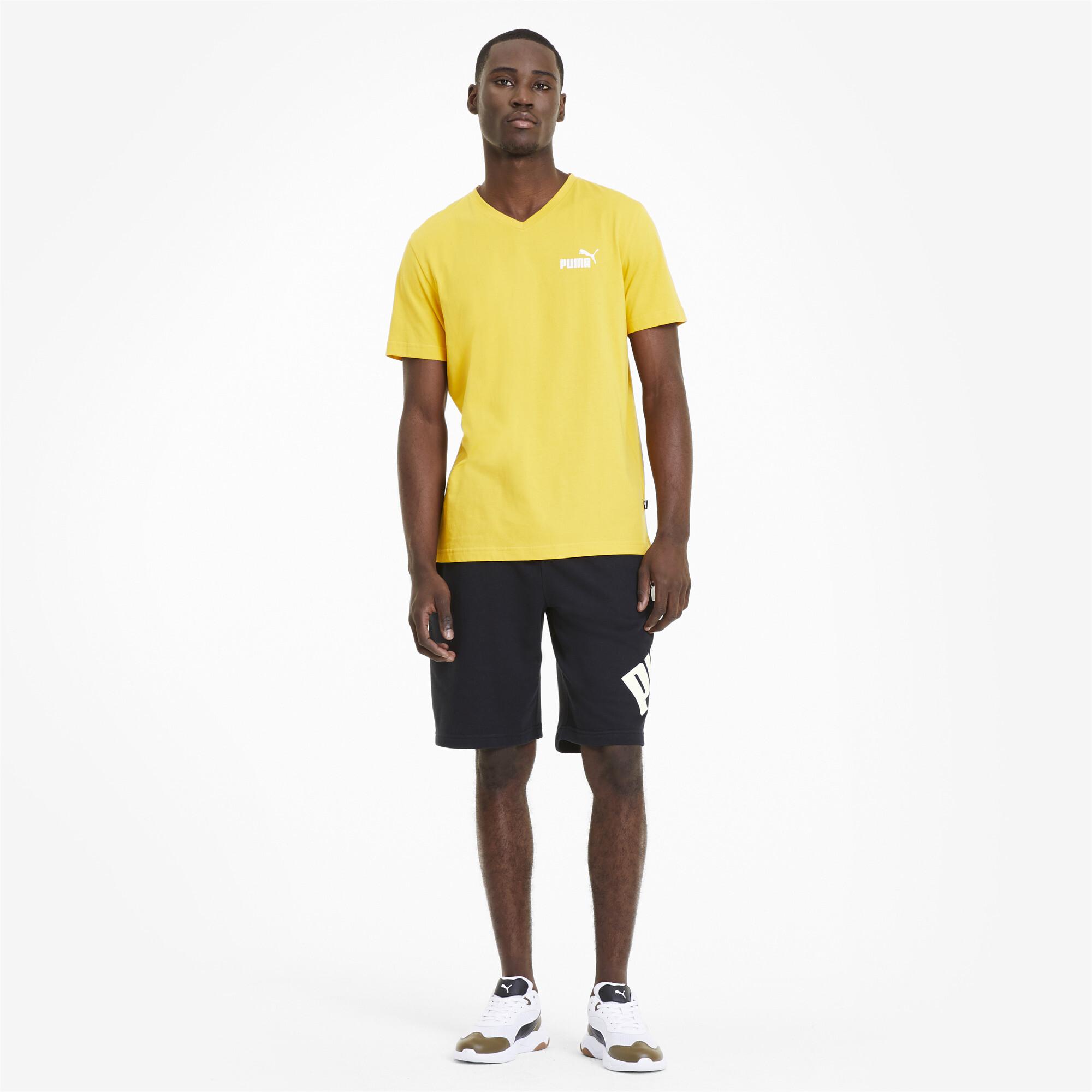 PUMA-Big-Logo-Men-039-s-Shorts-Men-Knitted-Shorts-Basics thumbnail 6
