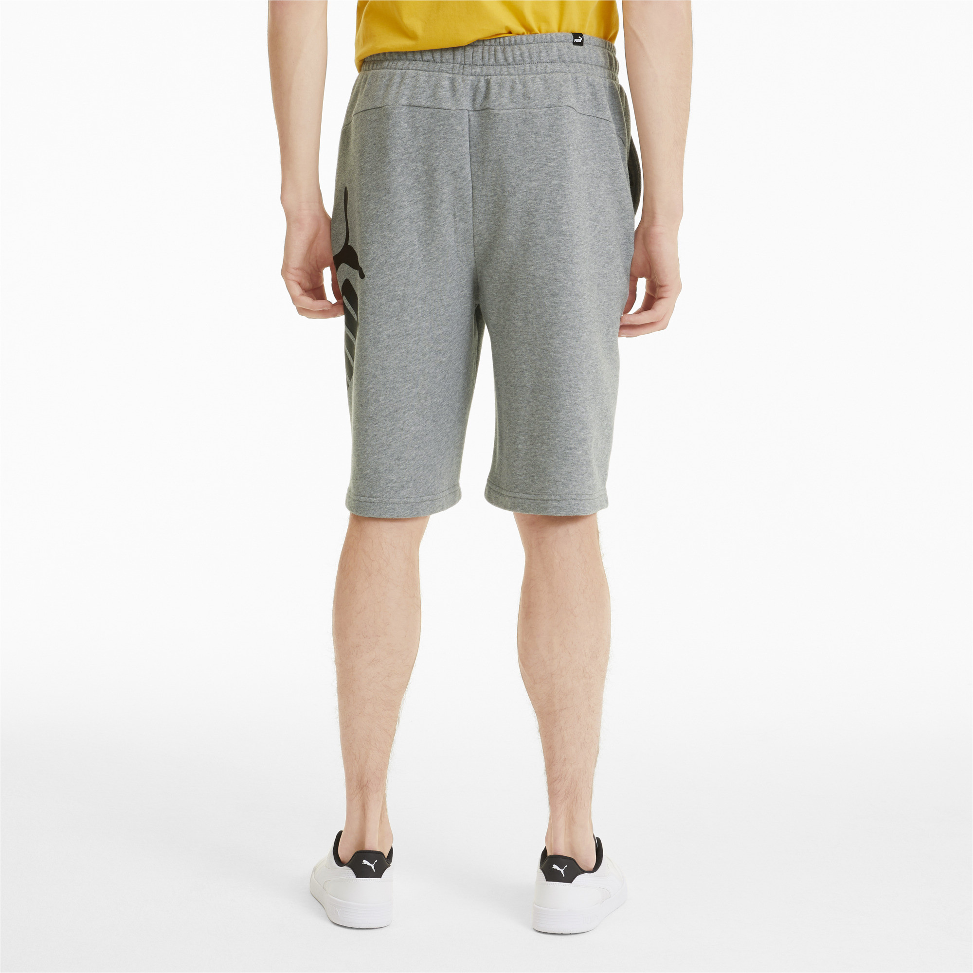 PUMA-Big-Logo-Men-039-s-Shorts-Men-Knitted-Shorts-Basics thumbnail 10