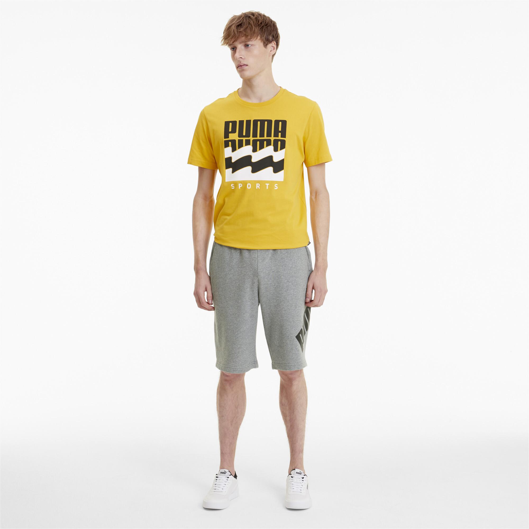PUMA-Big-Logo-Men-039-s-Shorts-Men-Knitted-Shorts-Basics thumbnail 11