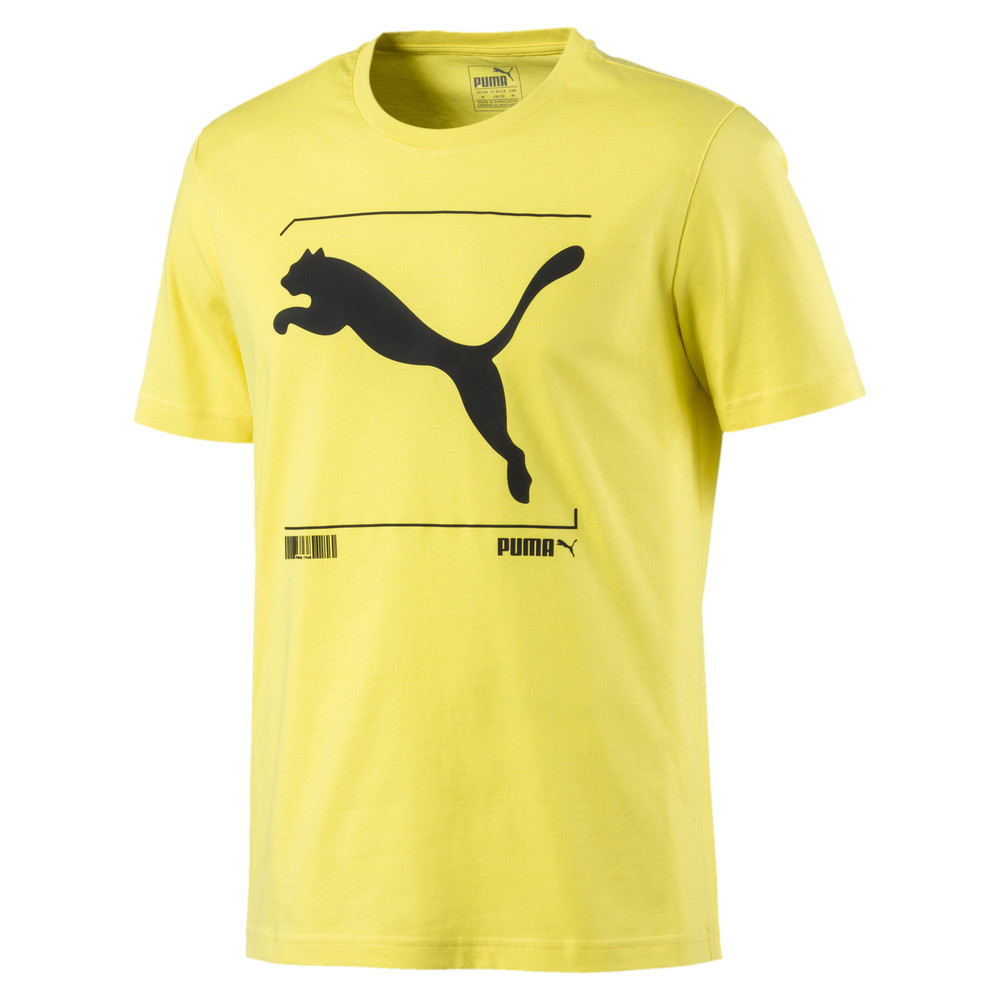 Image Puma NU-TILITY Graphic Men's Tee #1
