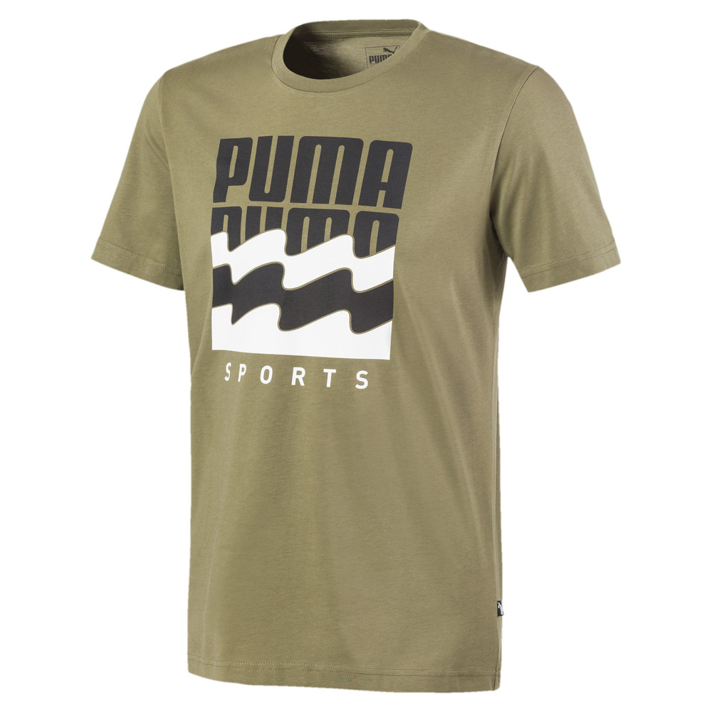 Image PUMA Summer Graphic Men's Tee #1