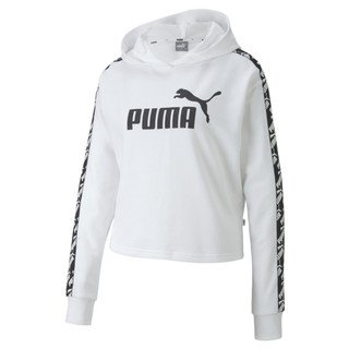 Image PUMA Cropped Women's Training Hoodie