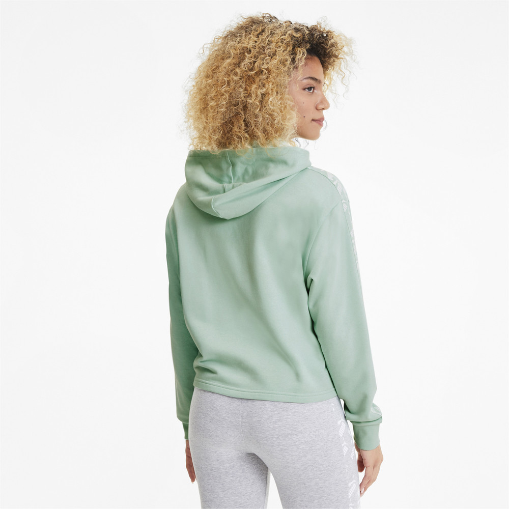 Изображение Puma Толстовка Amplified Cropped Hoody TR #2