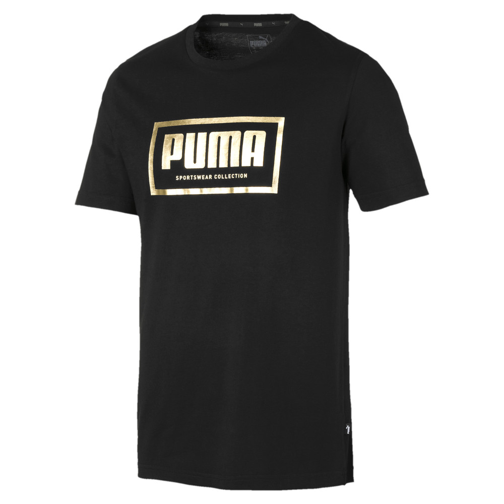 Imagen PUMA Polera manga corta Holiday Pack Graphic #1