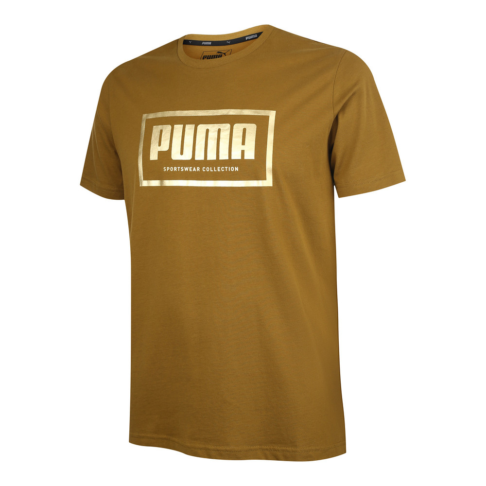 Image PUMA Holiday Pack Graphic Short Sleeve Men's Tee #1