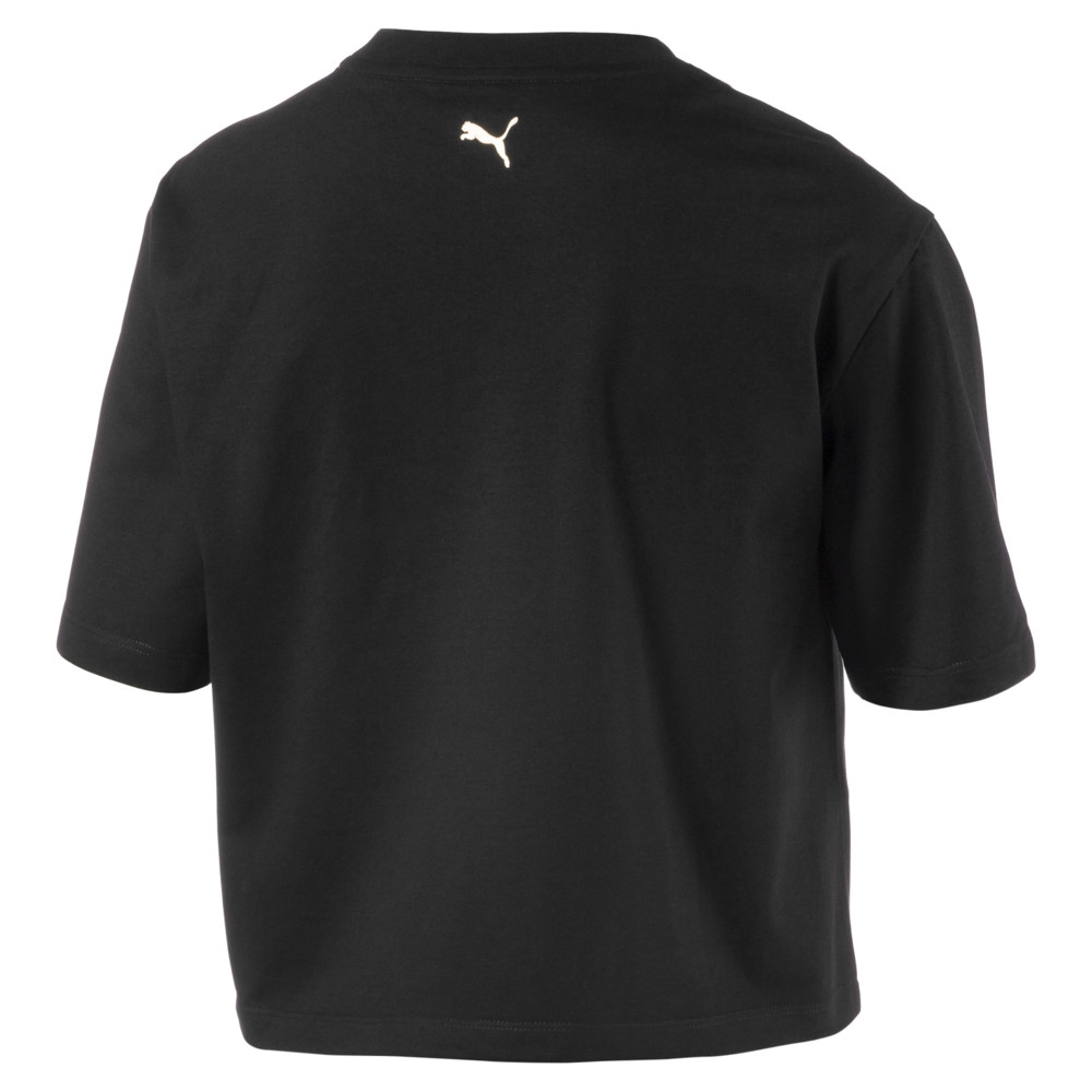 Image Puma Holiday Pack Graphic Short Sleeve Women's Tee #2