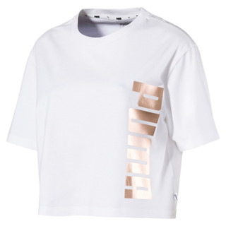 Image Puma Holiday Pack Graphic Short Sleeve Women's Tee