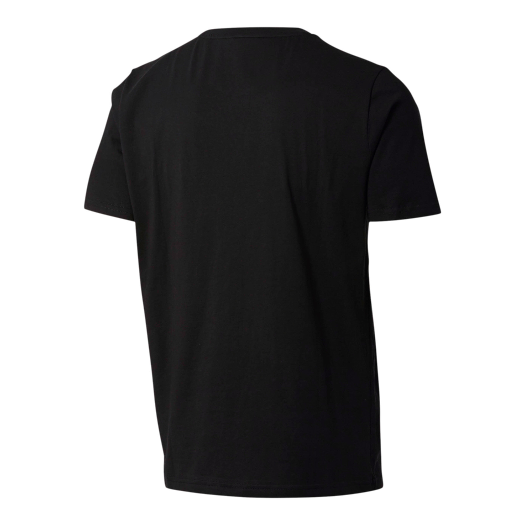 PUMA-Logo-AOP-Pack-Men-039-s-Graphic-Tee-Men-Tee-Basics thumbnail 3