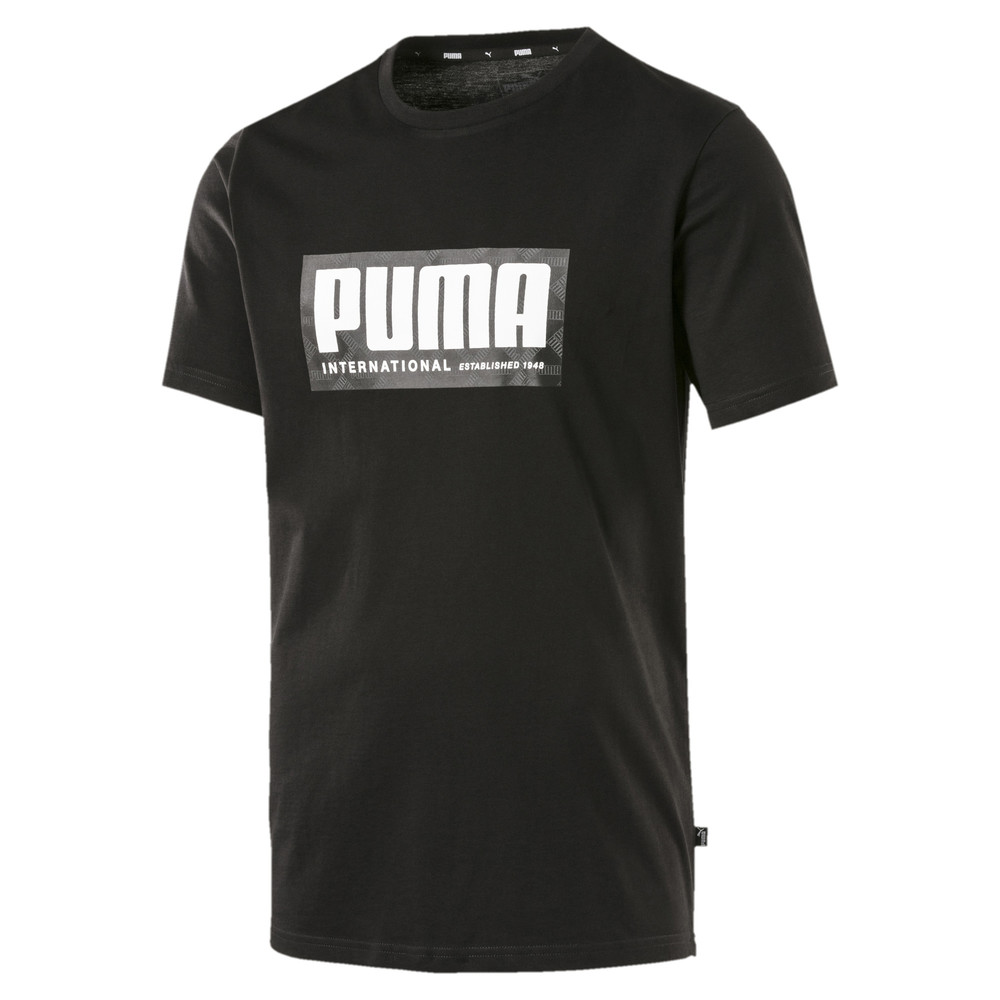 Зображення Puma Футболка Logo AOP Pack Graphic Tee #1