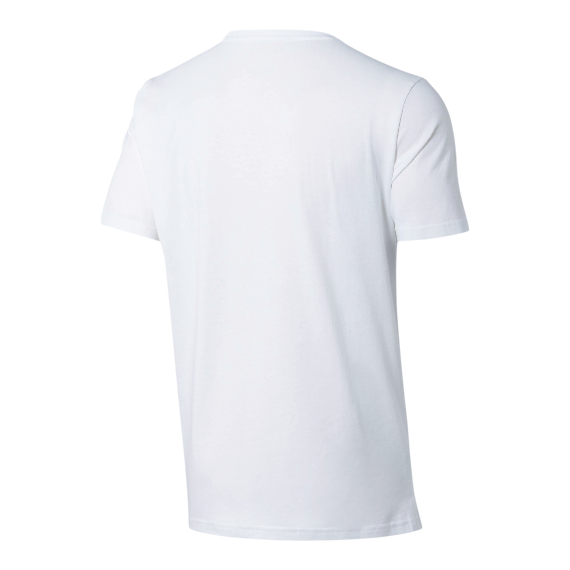 PUMA-Logo-AOP-Pack-Men-039-s-Graphic-Tee-Men-Tee-Basics thumbnail 8