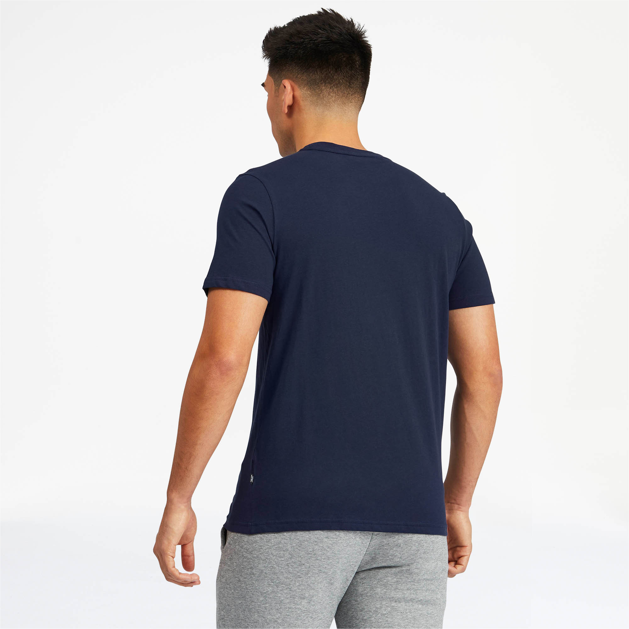 PUMA-Logo-AOP-Pack-Men-039-s-Graphic-Tee-Men-Tee-Basics thumbnail 20